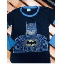 Camiseta Batman - 6 anos - Justice League