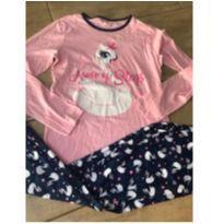 pijama infantil PUKET - 10 anos - Puket