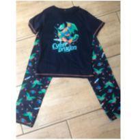 pijama infantil PUKET - 6 anos - Puket