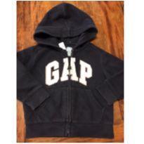 Blusão moletom babyGap - 2 anos - GAP