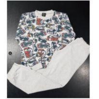 Pijama Hering kids - 8 anos - Hering Kids