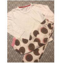 pijama infantil PUC - 4 anos - PUC