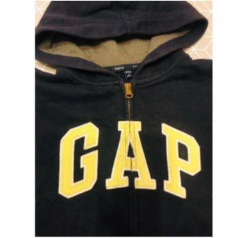 Blusão moletom GAP - 7 anos - GAP