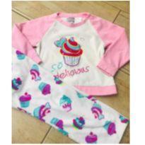 pijama em fleece - 4 anos - Walmart