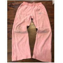 calça em plush Zara - 6 anos - Zara
