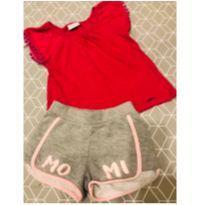 Conjunto Momi - 4 anos - Momi
