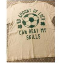 Camiseta GAP - 7 anos - GAP