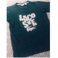 Camiseta Lacoste - 6 anos - Lacoste