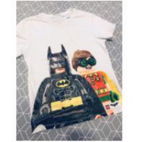 camiseta LEGO - 8 anos - H&M