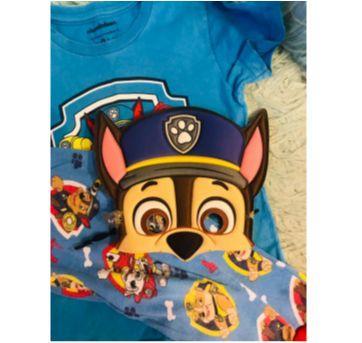 pijama  Patrulha Canina - 2 anos - Patrulha e nickelodeon