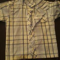 Camisa social - 9 a 12 meses - ZigMundi