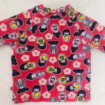 Camiseta bebê  proteção UV PUC  G 9 1 12 meses - 9 a 12 meses - PUC