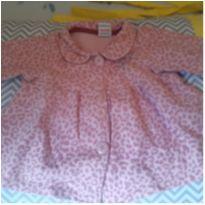 casaco bebê - 3 a 6 meses - Brandili