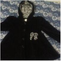 casaco veludo - 18 a 24 meses - Angerô