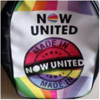 Mochila infantil Now United -  - Não informada