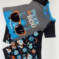 Pijama de verão Puket - 9 a 12 meses - Puket