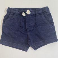 Shorts de moletom Carters - 9 meses - Carter`s