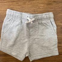 Shorts Carters de moletom - 9 meses - Carter`s