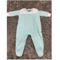 Saída de Maternidade / macacão de linha - bem confortável - 0 a 3 meses - Noruega Baby