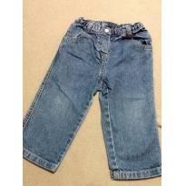 Calça jeans - 18 meses - Petit Bateau