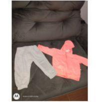 Kit moletom - 12 a 18 meses - Zara e Hering Kids
