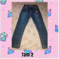 Linda calça jeans - 2 anos - Kids Denim girl
