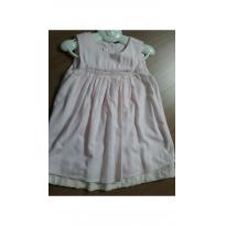 Vestido Rosa Chicco - 18 meses - Chicco