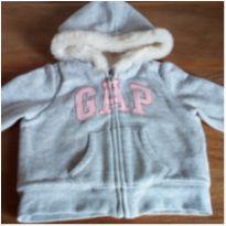 Moletom Gap - 9 a 12 meses - Baby Gap