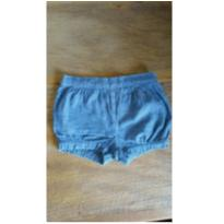 Shorts Jeans Carter`s - 6 a 9 meses - Carter`s