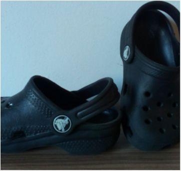 Crocs preto - 20 - Crocs