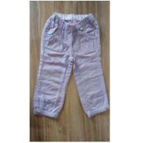 Calça jeans lilás Lilica - 12 a 18 meses - Lilica Ripilica Baby
