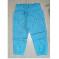 Calça jeans molinho - 12 a 18 meses - Baby Way