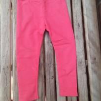 legging rosa felpada - 2 anos - OshKosh