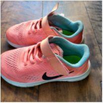Tênis Nike infantil rosa salmão - 26 - Nike