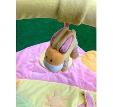 Tapetinho de atividades fofo Baby Fehn - Sem faixa etaria - Sem marca