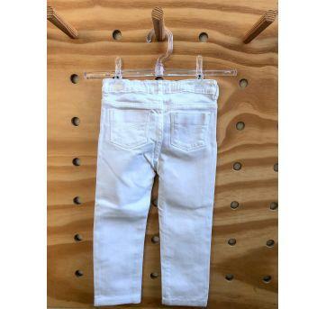 Calça Skinny branca Baby GAP - 4 anos - GAP