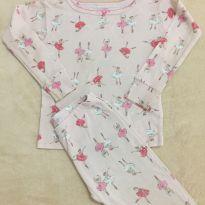 Pijama Carters - 2 anos - Carter`s