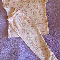 Conjunto de pijama - 2 anos - Carter`s