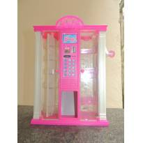 Máquina de vendas da barbie -  - Mattel