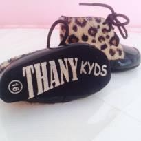Botinha de onça - 16 - thany kyds