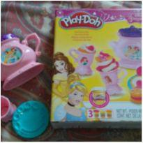 Hora do Lanche Princesas Disney -  - Play-Doh e Disney