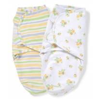 Kit 2 Cueiros SwaddleMe -  - Summer Infant