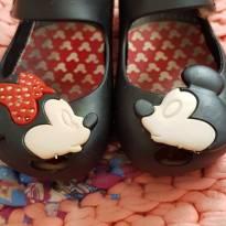Sapato Melissa Mickey e Minnie - 19 - Melissa