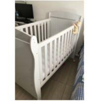 Berço bebê + colchão -  - Não informada