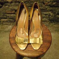 Sapato  peep toe - 35 - Outra