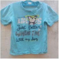 Camisa - 4 anos - Kiko