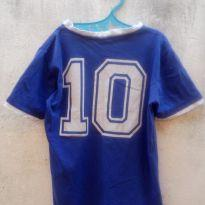 Camisa - 10 anos - SBA