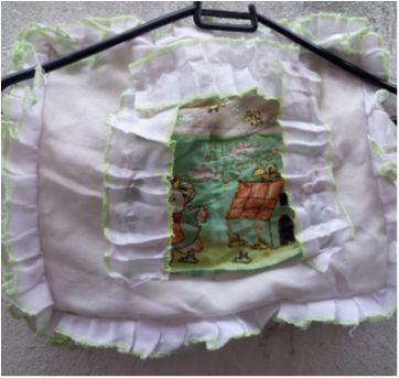 travesseiro infantil - Sem faixa etaria - Não informada
