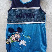 Macacão Infantil - 9 meses - Disney baby