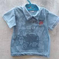 Camisa Polo - 4 anos - Htinhos